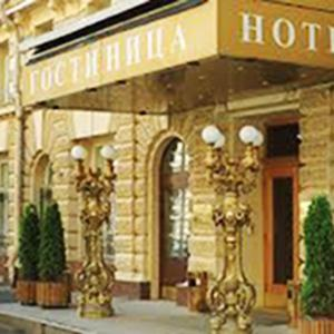 Гостиницы Иноземцево