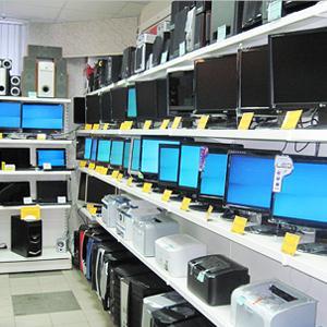 Компьютерные магазины Иноземцево
