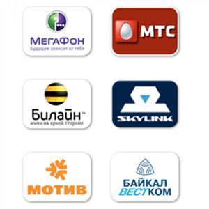 Операторы сотовой связи Иноземцево
