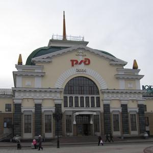 Железнодорожные вокзалы Иноземцево